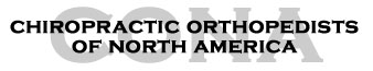 CONA - Chiropractic Orthopedists of North America